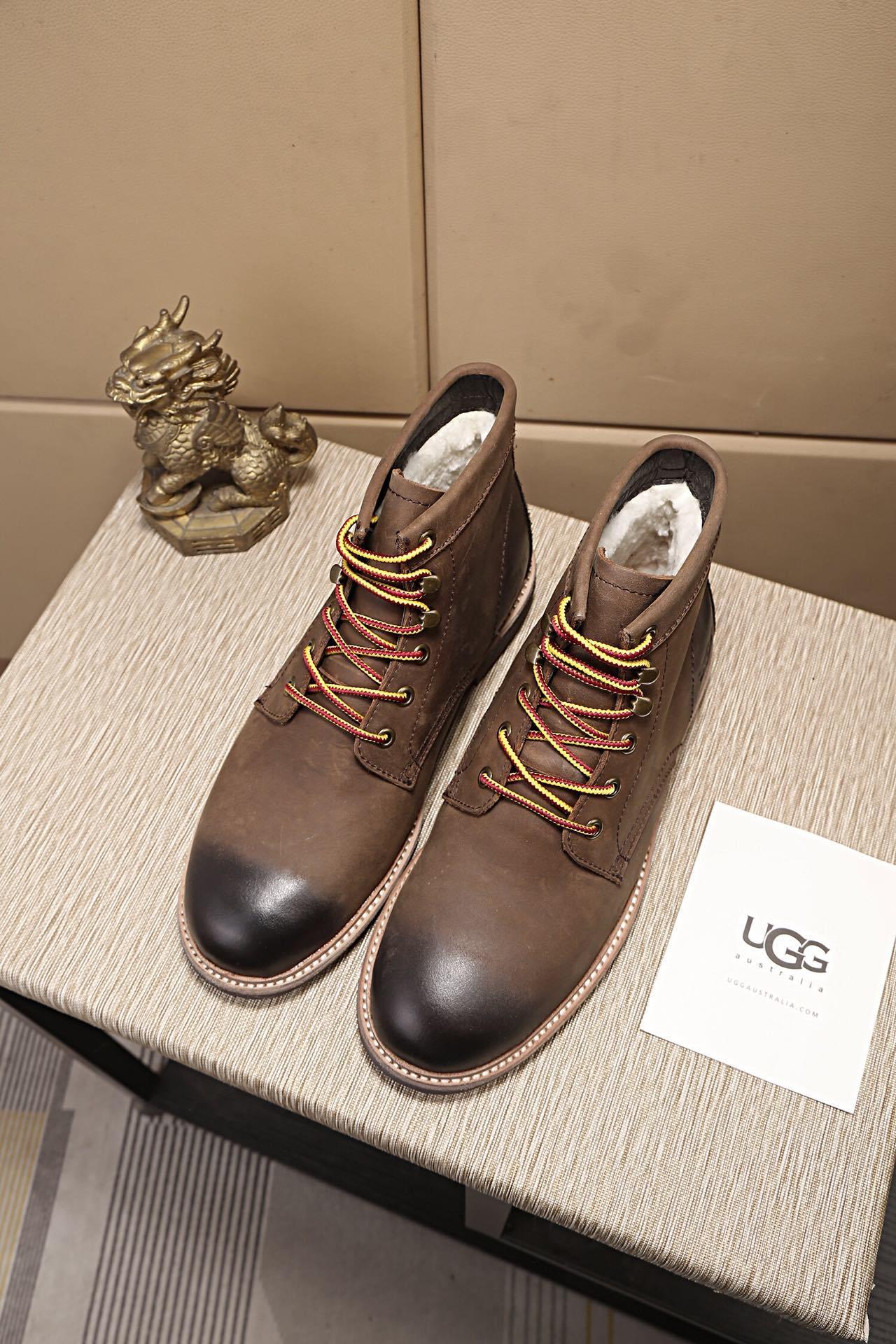 UGG メンズ 冬靴 専門店届かない スーパーコピーブランド 最新入荷 p6728046