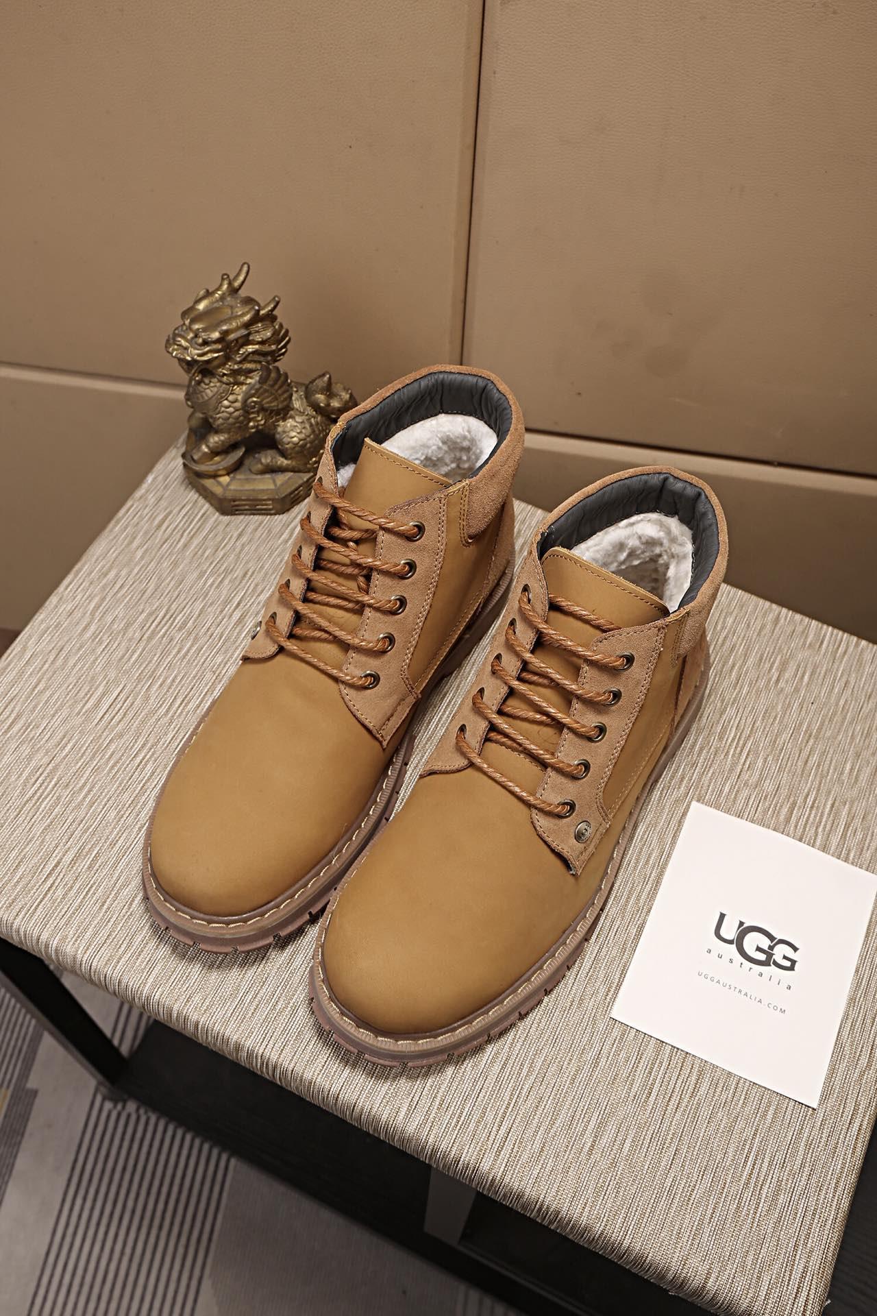 UGG メンズ 冬靴 2色 ブランドコピー 格安ばれない 通販大丈夫 p5728046