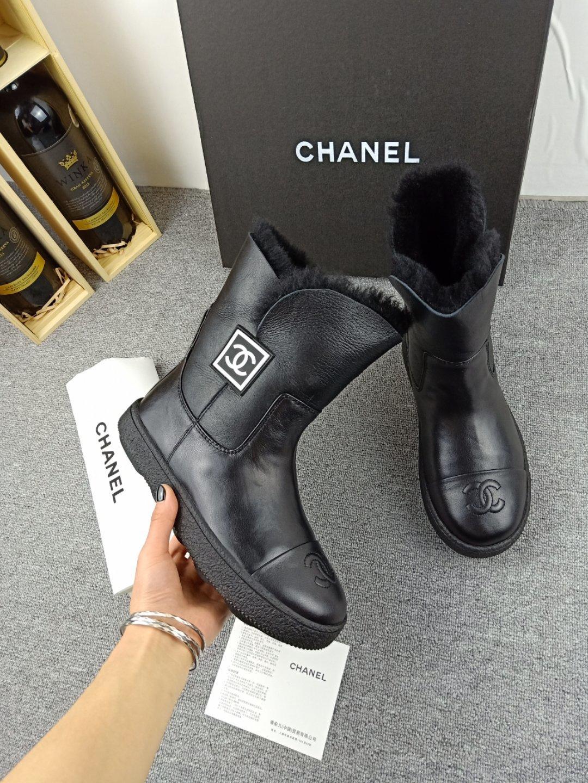 Chanel シャネル レディース 冬靴 4色 安全必ず届く スーパーコピー 後払い