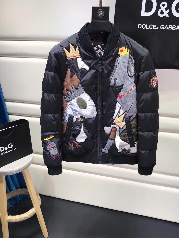 Dolce*Gabbana メンズ ダウンジャケット 通販安全 代引き日本国内発送
