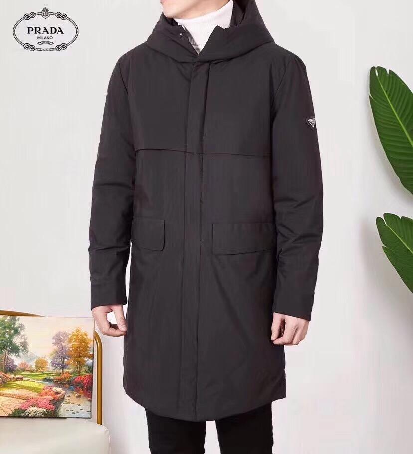 Prada プラダ メンズ ダウンジャケット 2色 通販人気 代引きランキング