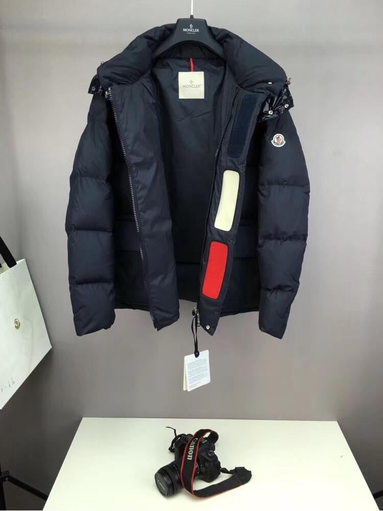 モンクレール Moncler メンズ 2色 ダウンジャケット 代引き通販 国内発送安全 後払い