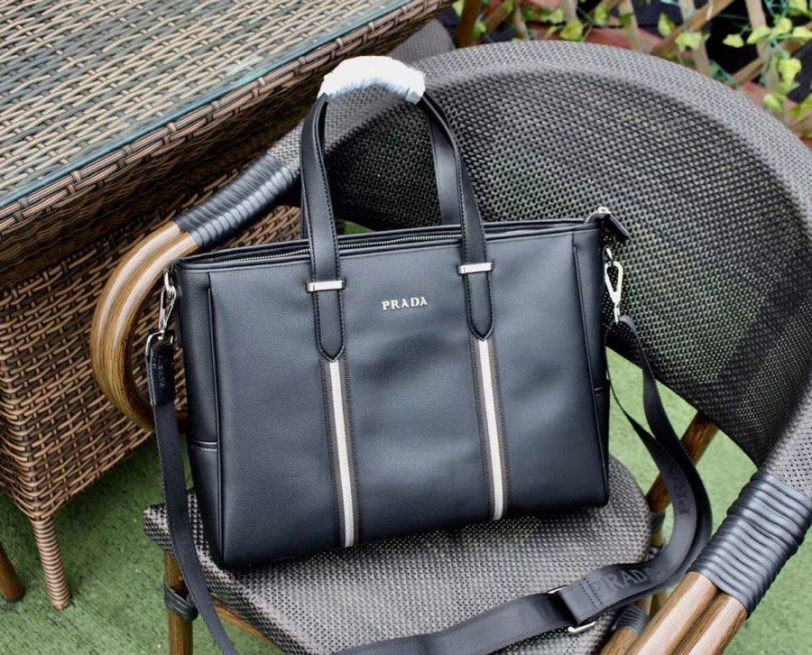 Prada プラダ メンズ ビジネスバッグ 安全通販届く 送料無料 ブランドスーパーコピー