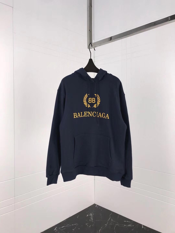 Balenciaga カップル 2色 スウェット 通販代引き スーパーコピーブランド