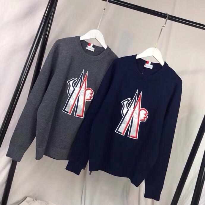 モンクレール セーター 2色 最新入荷 通販大丈夫 日本国内発送
