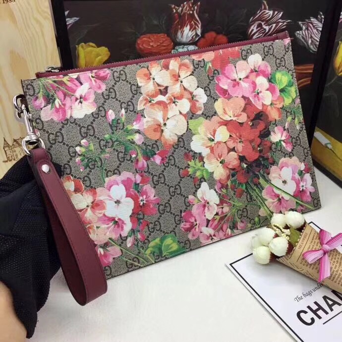 2a431a0b8918 Gucci グッチ クラッチバッグ クラッチバッグ 2色 523684/黑-473950最新入荷 国内
