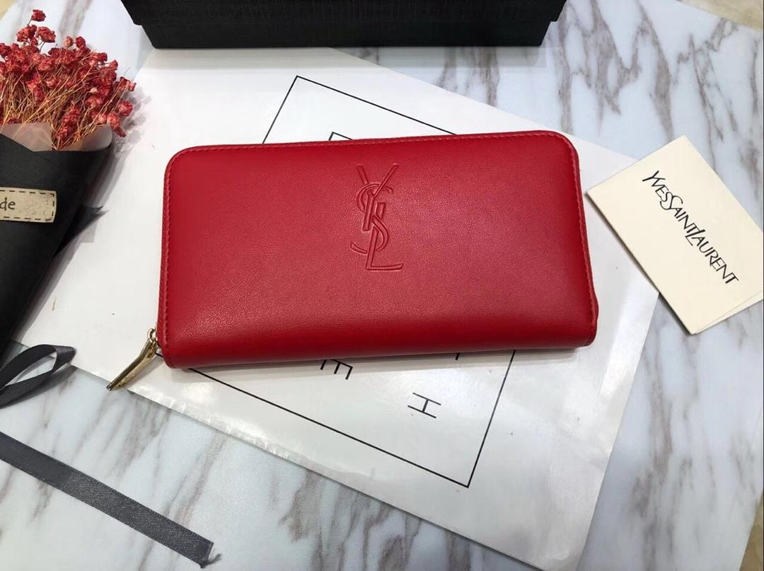 YSL イヴサンローラン レディース 4色 財布 専門店安全なところ ブランドスーパーコピー 50814