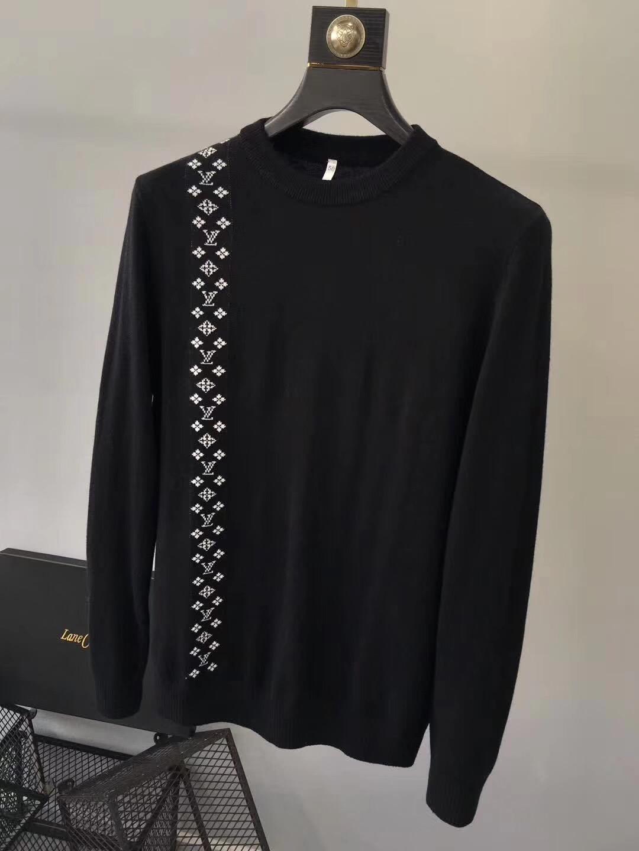 ルイヴィトン メンズ 2色 セーター 通販日本国内発送 安全必ず届く 代引き