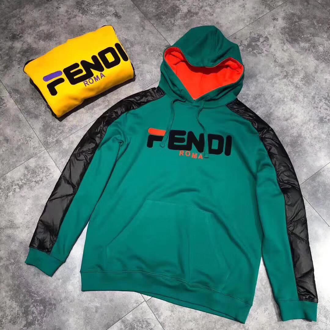 fendi フェンディ メンズ 2色 スウェット 激安 おすすめ 代引きできる店