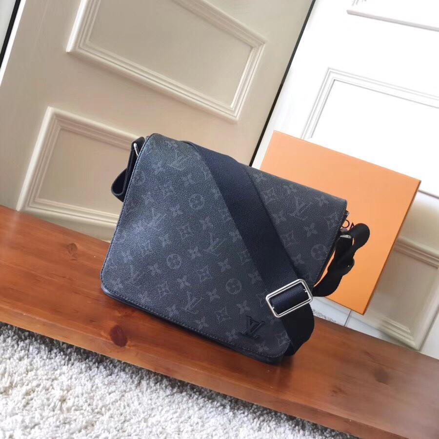 Louis Vuitton ルイヴィトン メンズ 斜め掛けショルダーバッグ 安全必ず届く 通販後払い M44000