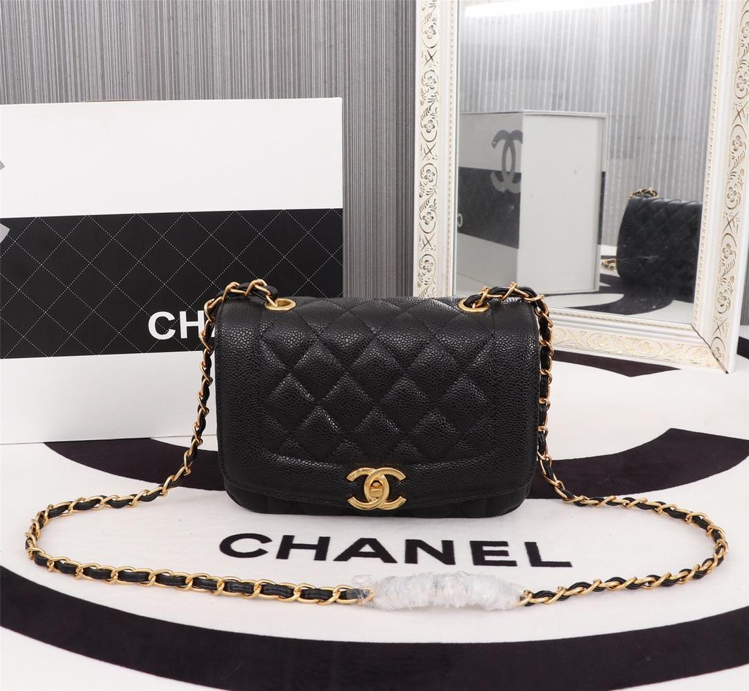 Chanel シャネル レディース 2色 ショルダーバッグ 代引きできる店 安全必ず届く 9946