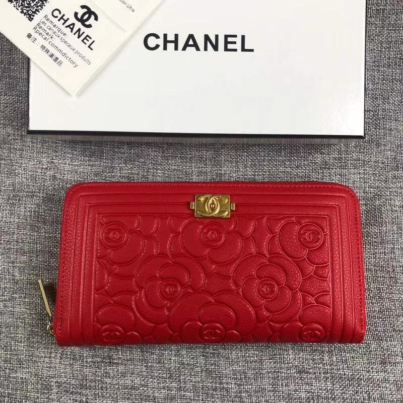 Chanel シャネル レディース 2色 財布 専門店信頼 代金引換国内 803#