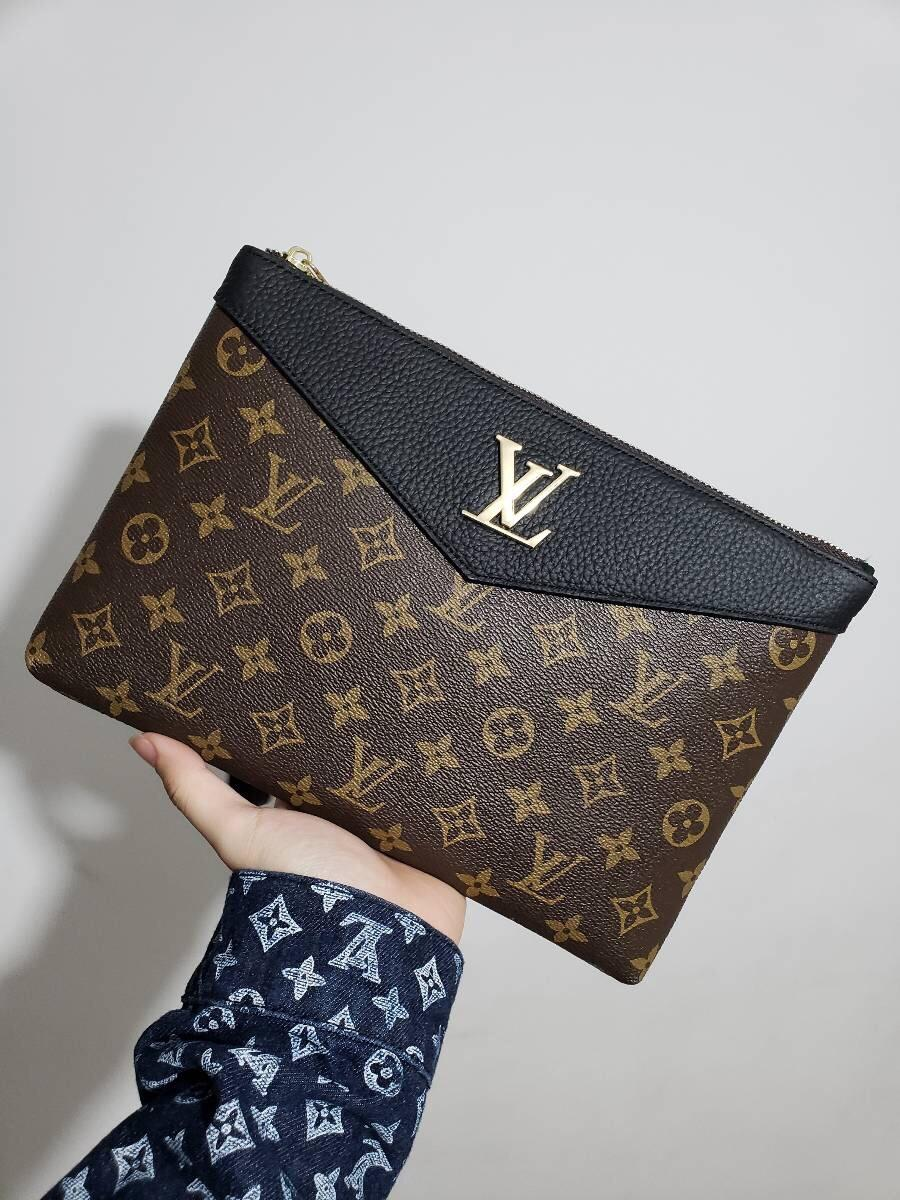 Louis Vuitton ルイヴィトン メンズ クラッチバッグ 4色 通販代引き 安全必ず届く 後払い 3623