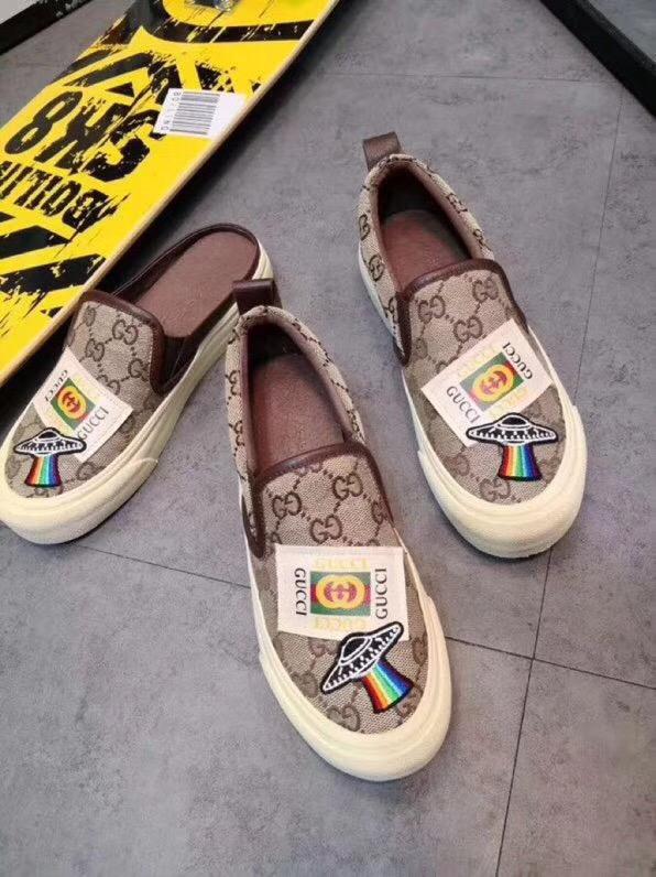 Gucci グッチ レディース 靴 2色 ブランドコピー 代引き後払い 安全必ず届く