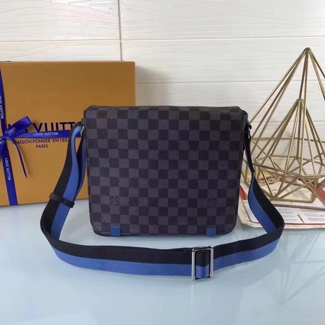 Louis Vuitton ルイヴィトン メンズ 2色 メッセンジャーバッグ    おすすめ 後払い 日本国内発送 N42420 41028
