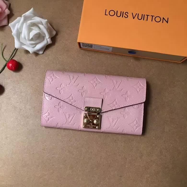 Louis Vuitton ルイヴィトン レディース 4色 財布 通販大丈夫 代引き日本国内発送 M62459