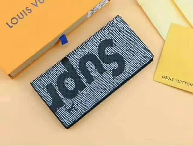Supreme シュプリーム*Louis Vuitton  カップル 2色 長財布 M67542 代引きランキング スーパーコピー