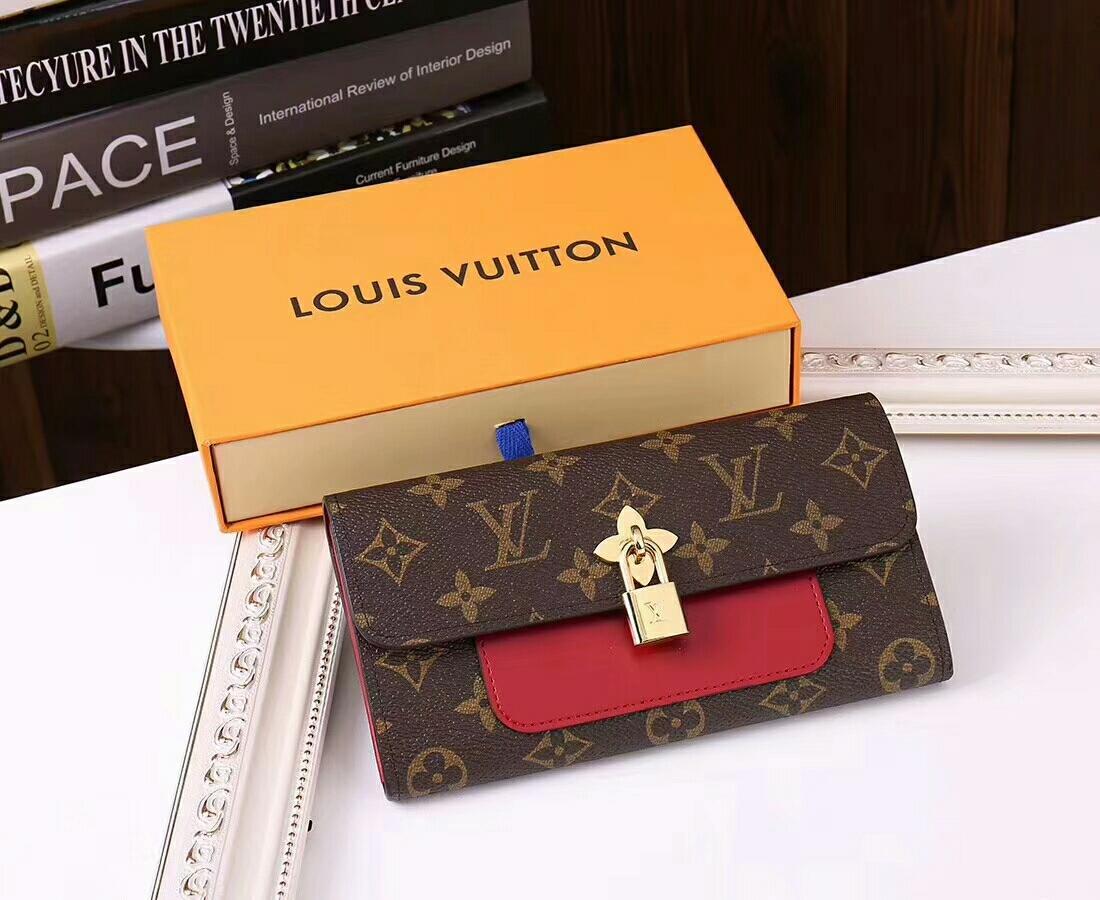 Louis Vuitton ルイヴィトン レディース 財布 4色 ブランドスーパーコピー 後払い M62577