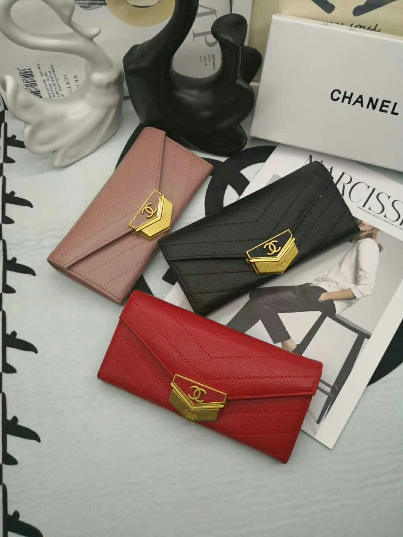 Chanel シャネル レディース 3色 財布 おすすめ 口コミ 専門店安全 ブランドスーパーコピー