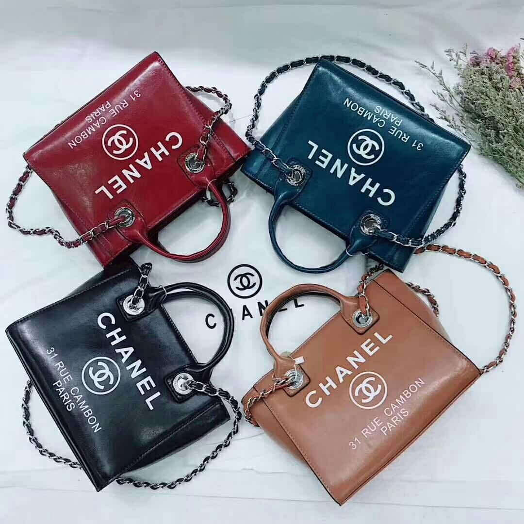Chanel シャネル レディース 4色 ハンドバッグ 国内発送代引き 送料無料 激安 おすすめ