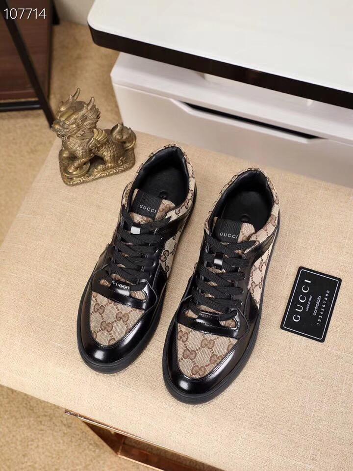 Gucci グッチ メンズ 靴 2色 スーパーコピー おすすめ 口コミ 代引きできる店