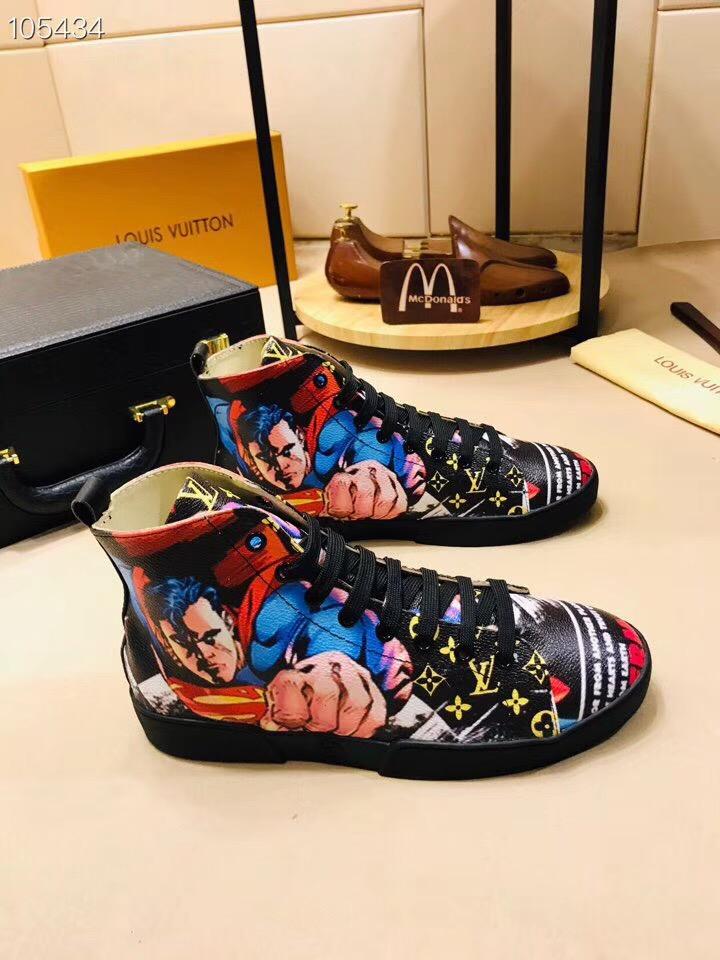 ルイヴィトン メンズ 靴 2色 通販信用できる 代引きできるお店 おすすめ 口コミ