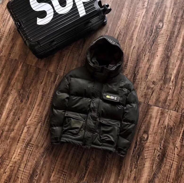 Supreme シュプリーム*Nike カップル コットンの冬服 2色 日本国内発送 通販信用できる