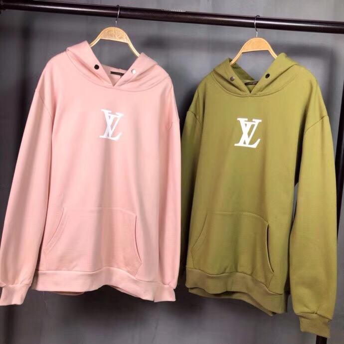 Louis Vuitton ルイヴィトン カップル スウェット 代金引換 送料無料 安全必ず届く