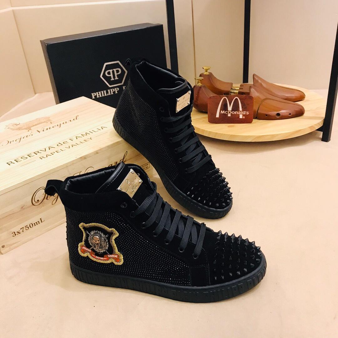 Philipp Plein メンズ 靴 おすすめ 安全サイト 代引き通販口コミ