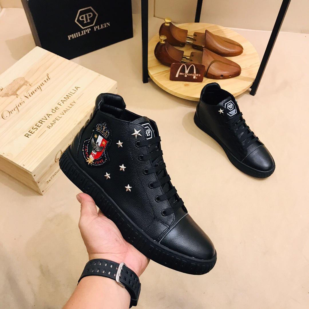 Philipp Plein メンズ 靴 おすすめ スーパーコピー 代引き通販口コミ