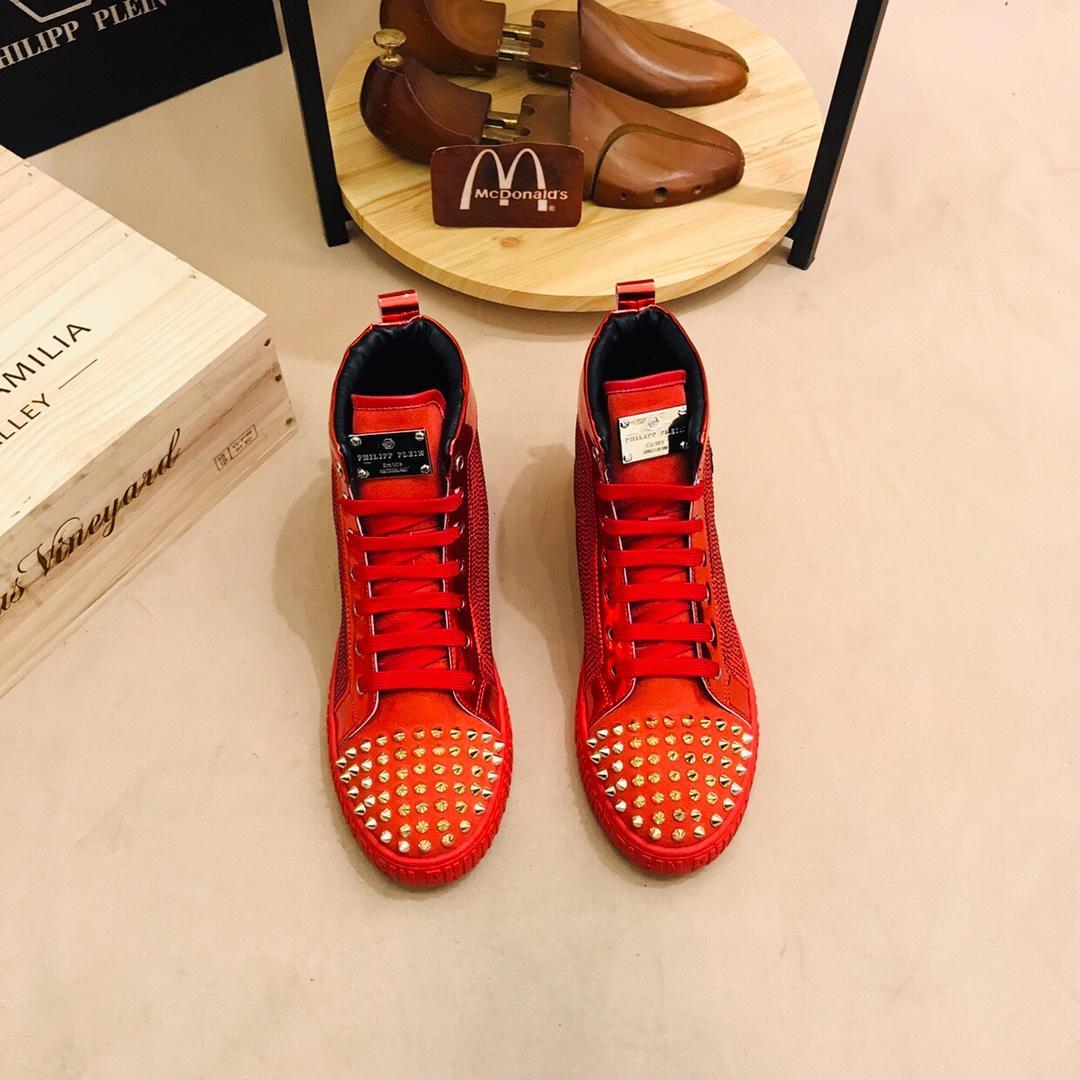 Philipp Plein メンズ 靴 ブランドコピー 代引き通販口コミ 通販信用できる
