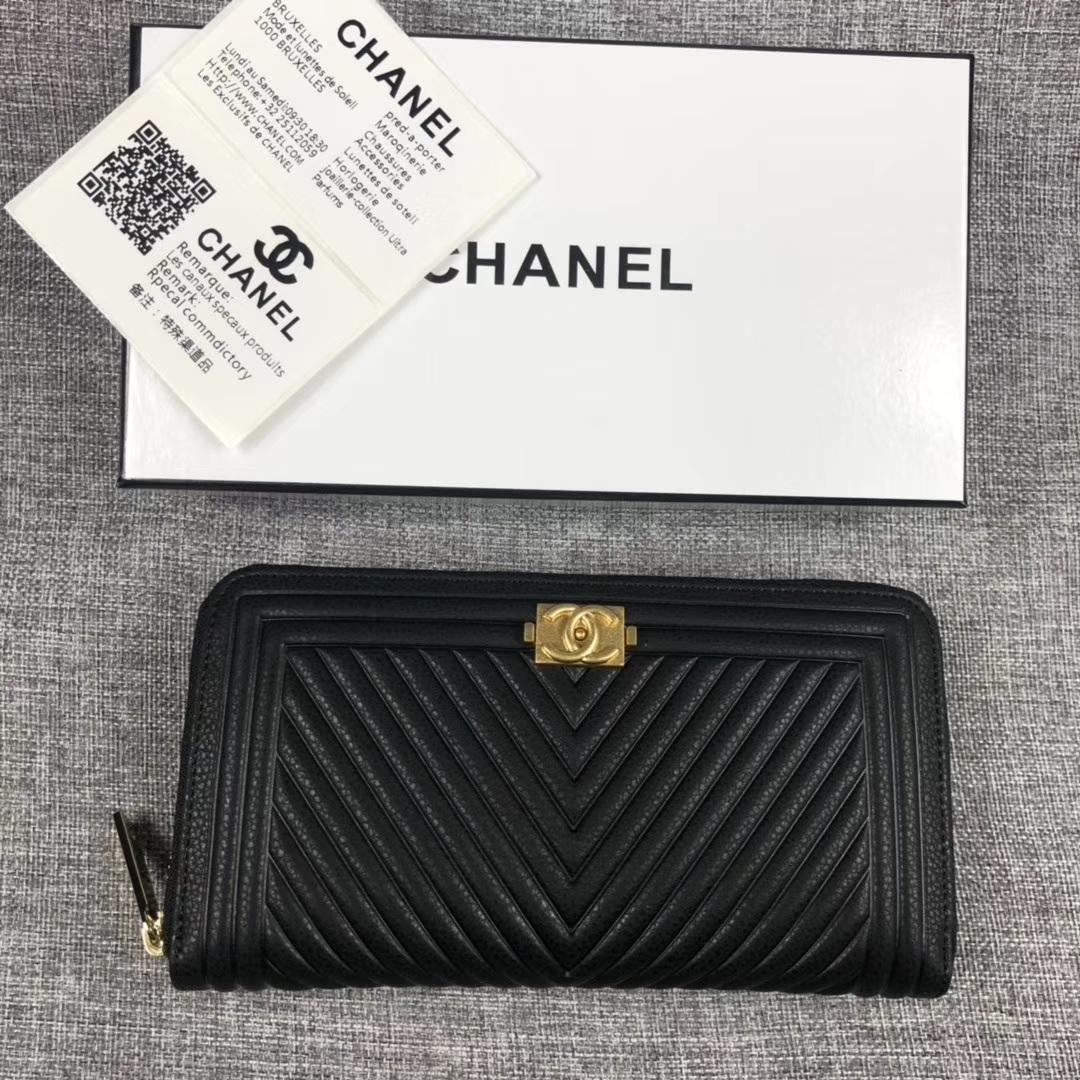 Chanel シャネル レディース 財布 2色 ブランドスーパーコピー 激安 おすすめ 802