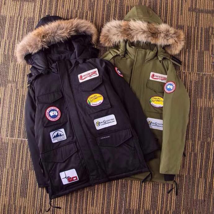 カナダグース Canada Goose メンズ ダウンジャケット ブランドスーパーコピー 専門店代引き 価格:25900円
