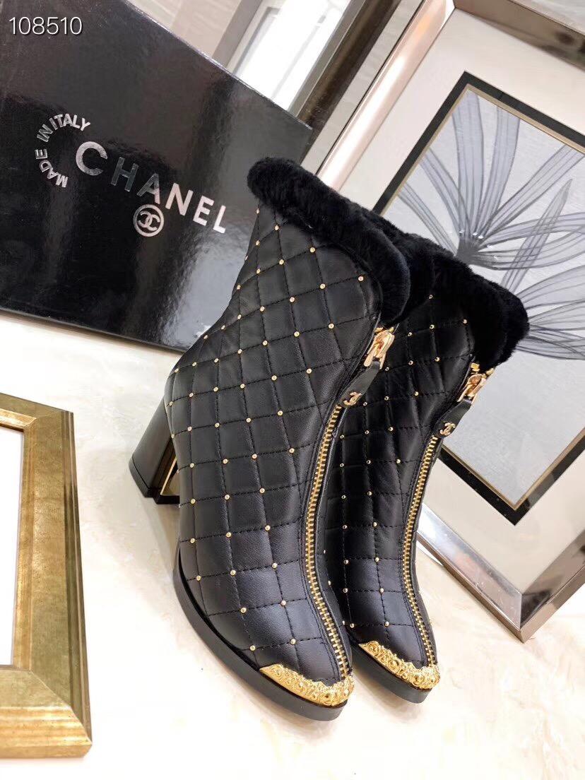 シャネル レディース 冬靴 2色 スーパーコピー 安全必ず届く 国内販売店