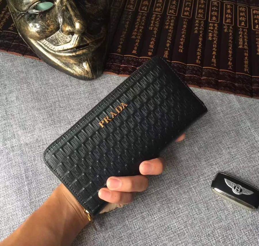 Prada プラダ メンズ 財布 通販代引き 国内発送安全 6676