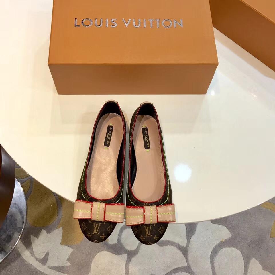 ルイヴィトン レディース 靴 2色 ブランドコピー おすすめ 口コミ 代引き通販