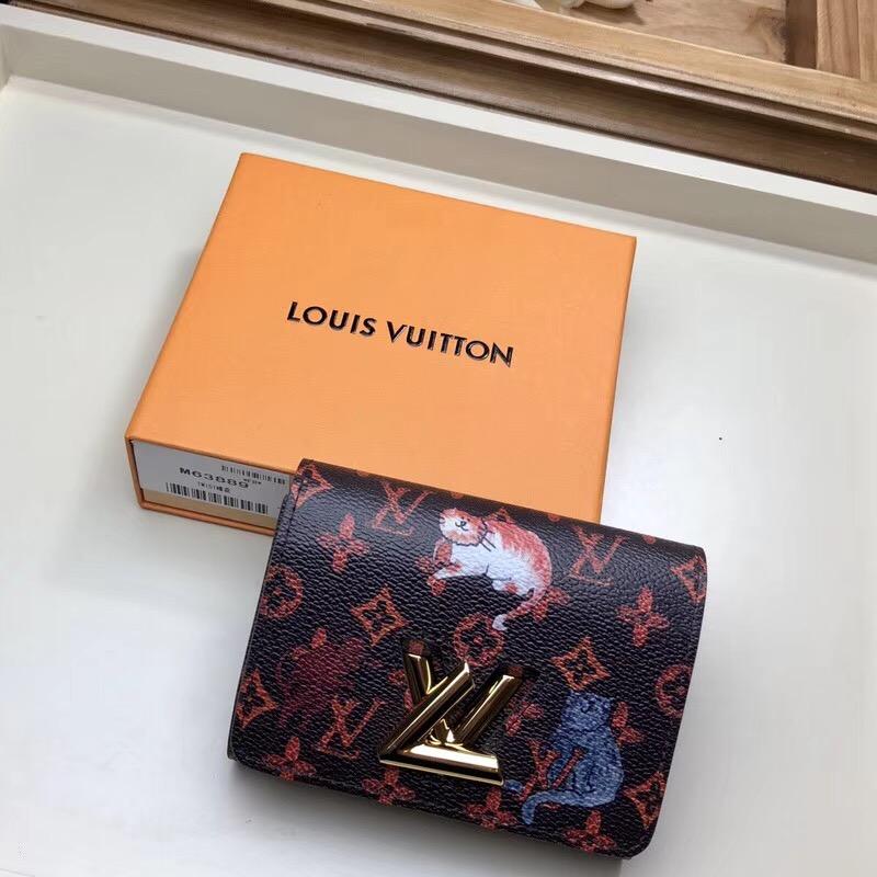 Louis Vuitton  短財布 レディース 専門店信頼 代引き可能 M63889