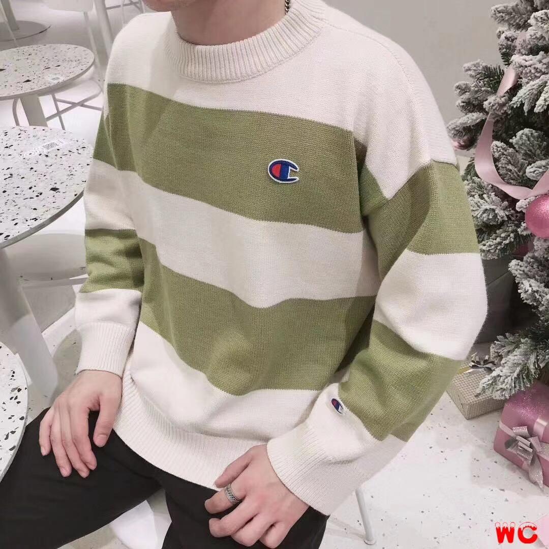 Champion カップル セーター 3色 日本国内発送 代引き安全 送料無料