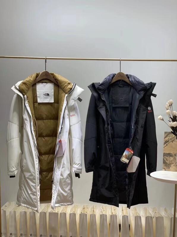 The North Face ノースフェイス カップル ダウンジャケット 専門店信頼 日本国内発送