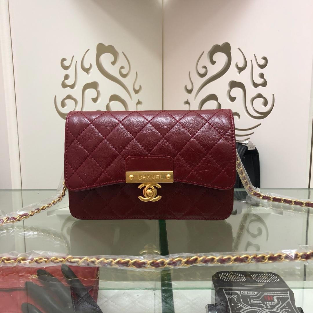 Chanel シャネル レディース ショルダーバッグ 2色 日本国内発送 通販信用できる 9005