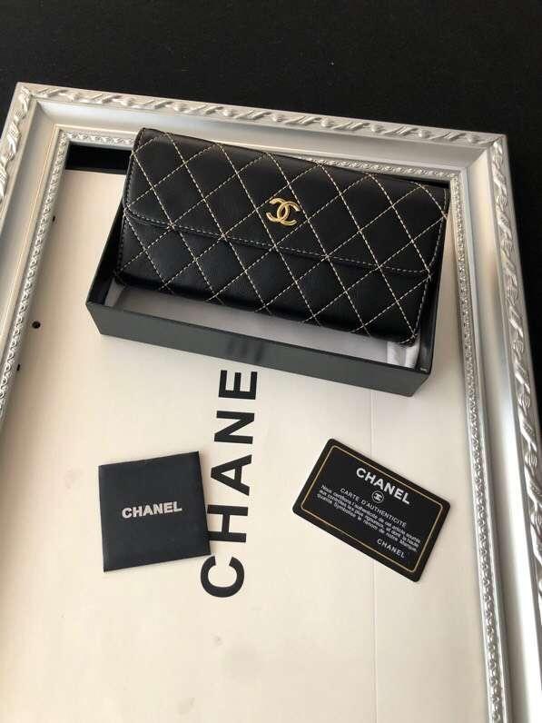 Chanel シャネル レディース 財布 スーパーコピー 国内発送代引き 6628-2