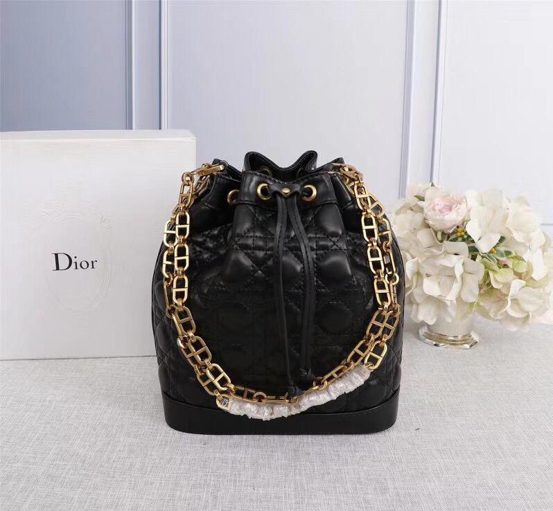 Dior クリスチャンディオール レディース バケツバッグ 2色 代引き口コミ 送料無料