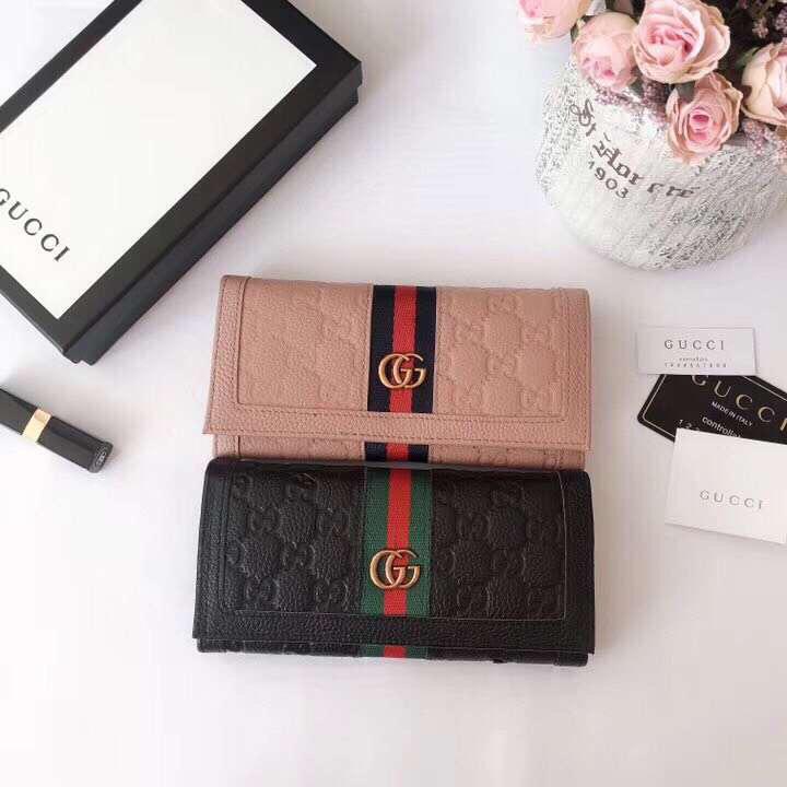 Gucci グッチ レディース 財布 おすすめ 口コミ 代引き日本国内発送 499315