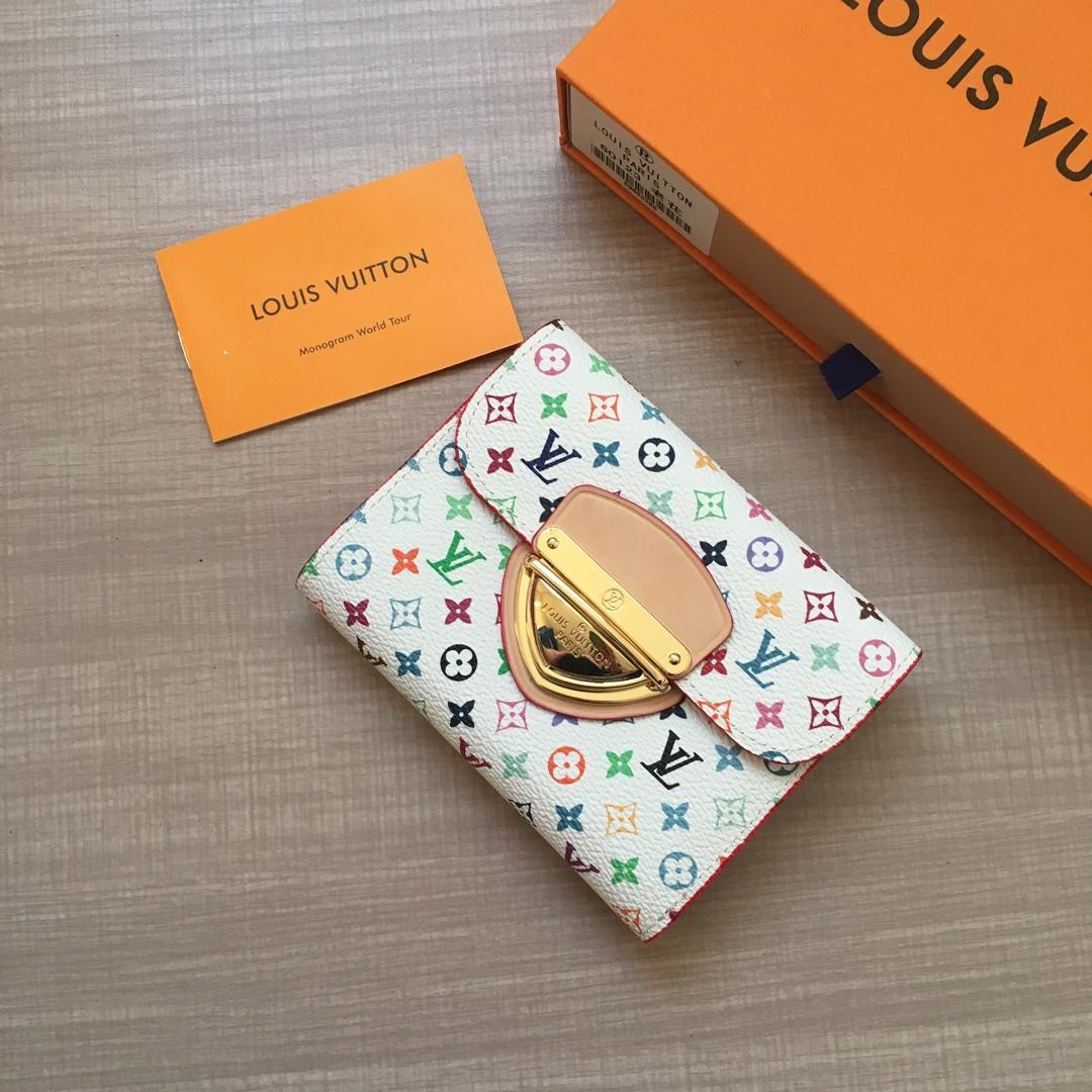 M58013 Louis Vuitton ルイヴィトン レディース スーパーコピーブランド財布 2色 おすすめ 口コミ
