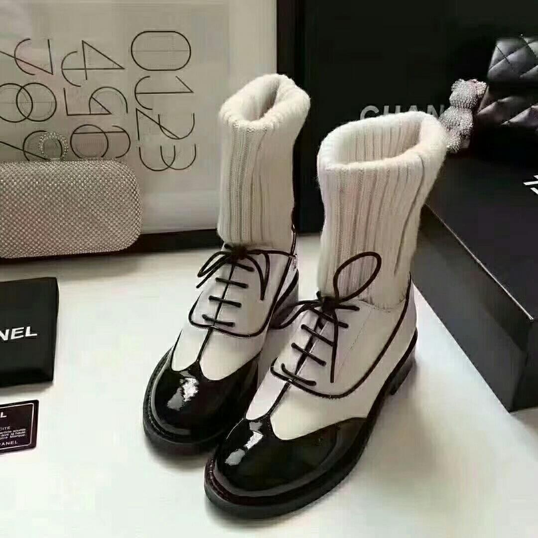 Chanel シャネル レディース 冬靴 2色 スーパーコピー 専門店安全 代引き通販口コミ