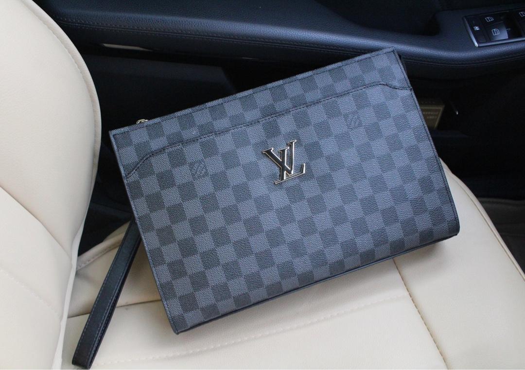 Louis Vuitton ルイヴィトン メンズ クラッチバッグ 3色 専門店口コミ 代引き対応 2937