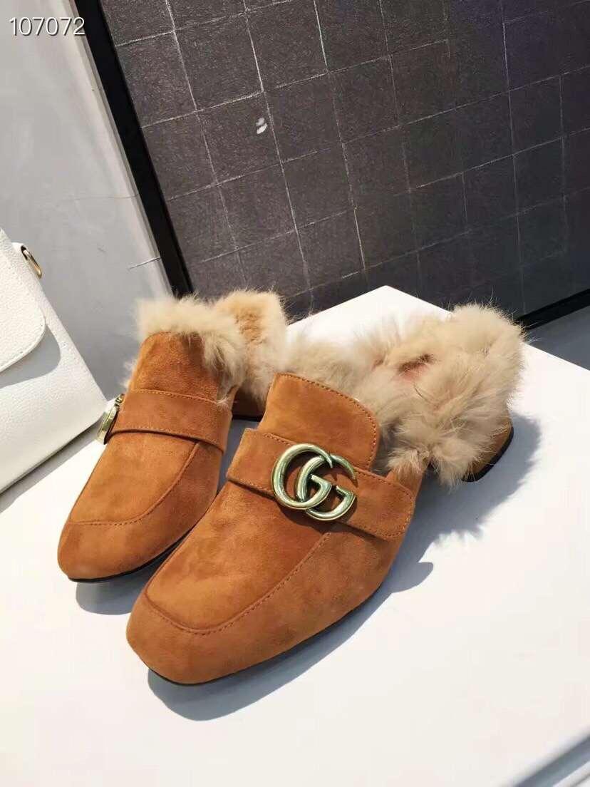 Gucci グッチ レディース 冬靴 2色 専門店信頼 代引き通販