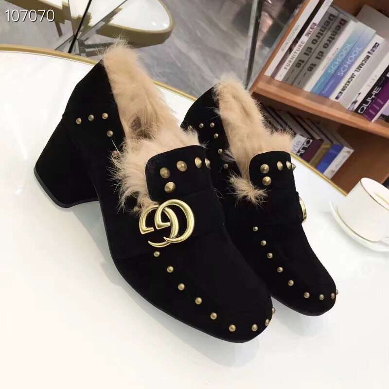 Gucci グッチ レディース 2色 冬靴 専門店安全なところ 日本国内発送 最新入荷