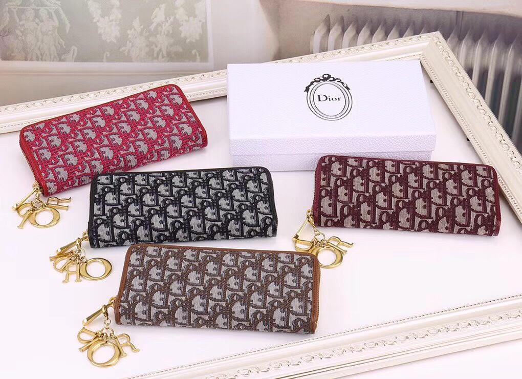 Dior クリスチャンディオール レディース 財布 専門店口コミ 代引き日本国内発送 D2058