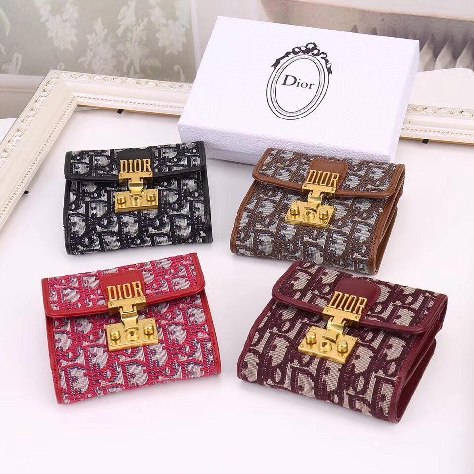 Dior クリスチャンディオール レディース 財布 ブランドスーパーコピー 送料無料 D2060
